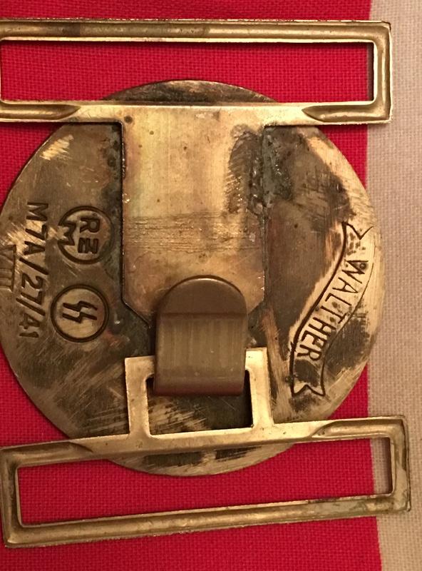 Boucle de ceinturon (SS)  Image33