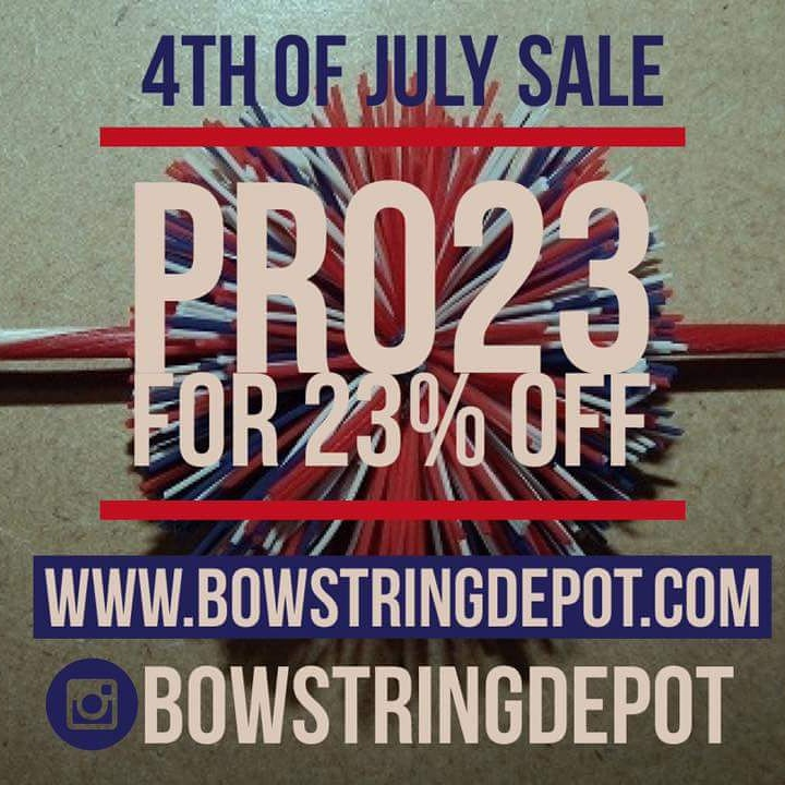 Sale Bow String Depot Promo_10