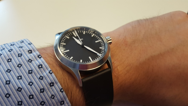 flieger - Toolwatch type flieger ? - Page 2 20160625