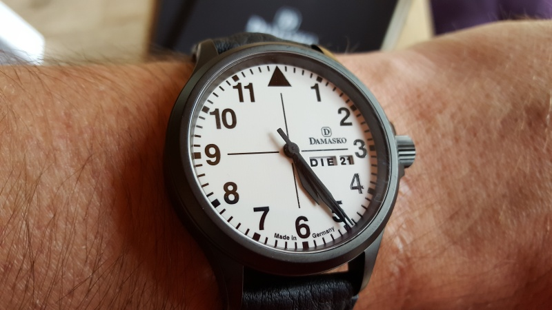 flieger - Toolwatch type flieger ? - Page 2 20160626