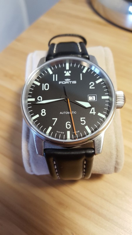 flieger - Toolwatch type flieger ? - Page 2 20160712