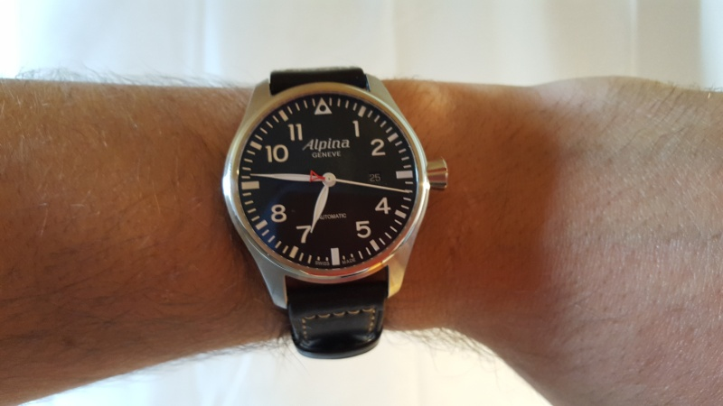 flieger - Toolwatch type flieger ? - Page 2 20160724