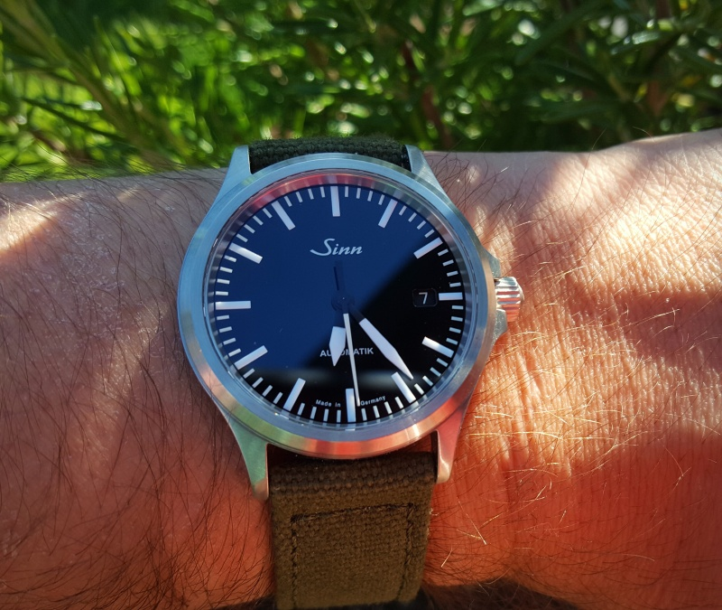 flieger - Toolwatch type flieger ? - Page 3 20160735