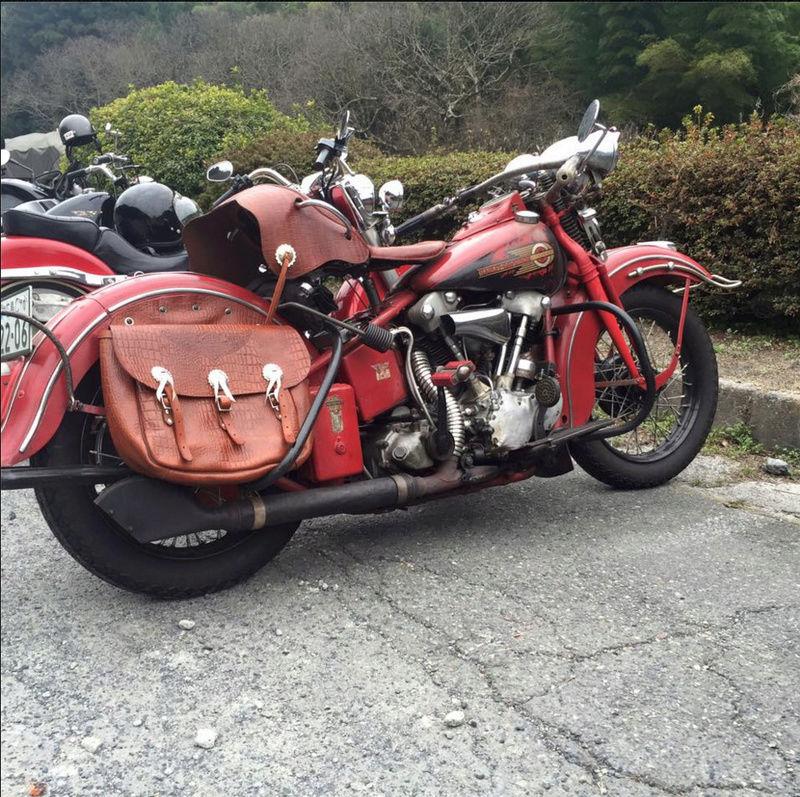 Les vieilles Harley....(ante 84) par Forum Passion-Harley - Page 38 Captu333