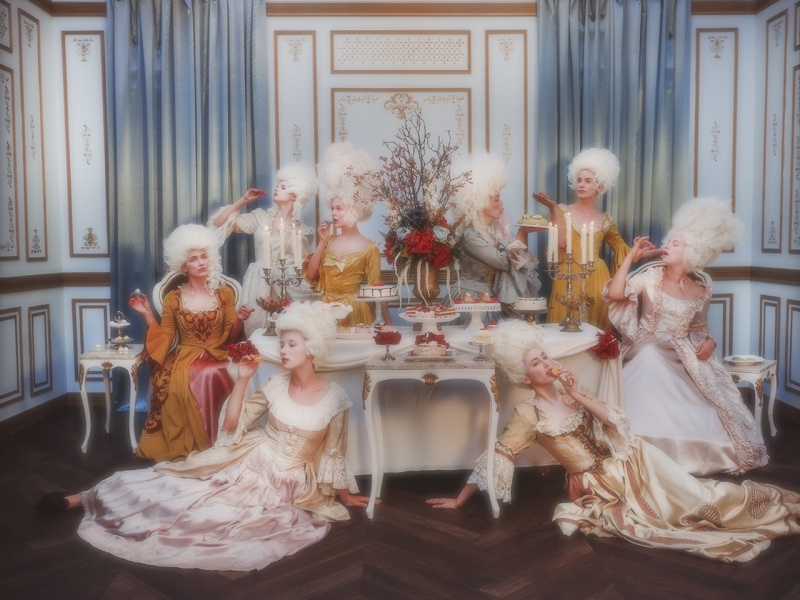"""Marie-Antoinette dans la série """"Decadence"""" Marie210"""