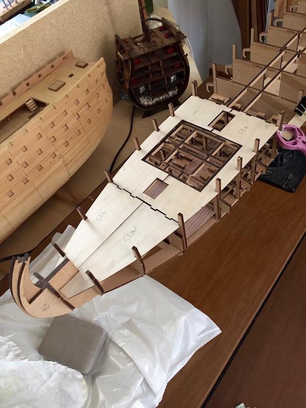 nave - Nave Romana Hachette - Diario di Costruzione Capitan Mattevale - Pagina 5 Img_0313