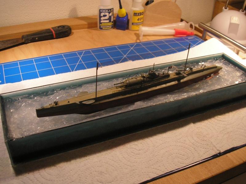Sous marin SURCOUF HELLER au 400ème Dioram16