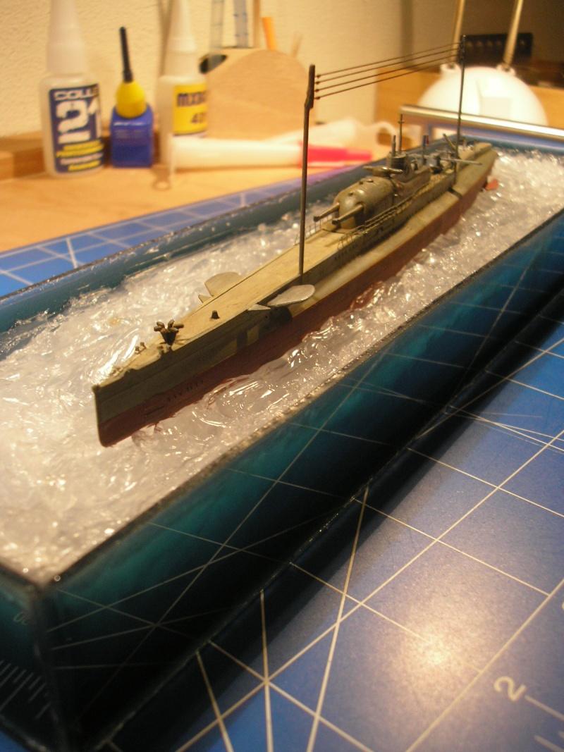 Sous marin SURCOUF HELLER au 400ème Dioram18