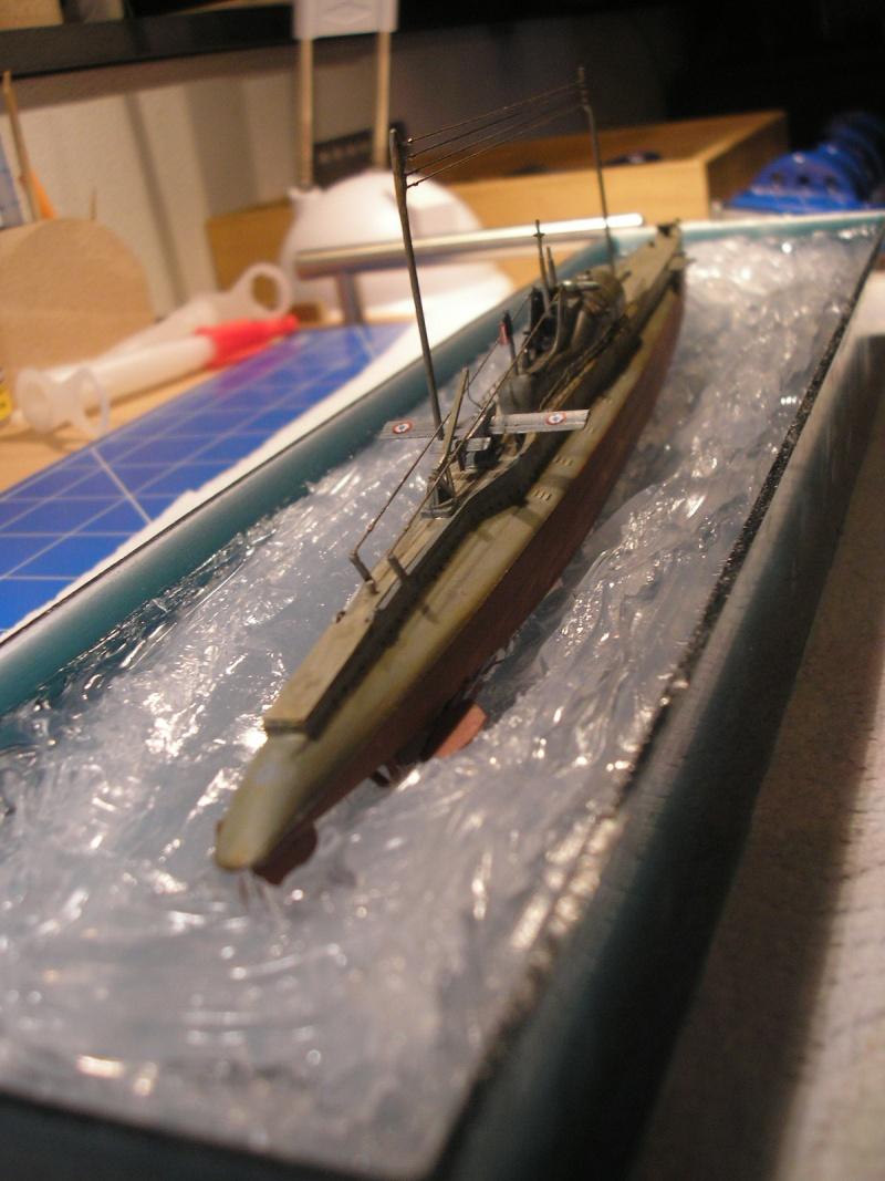 Sous marin SURCOUF HELLER au 400ème Dioram20