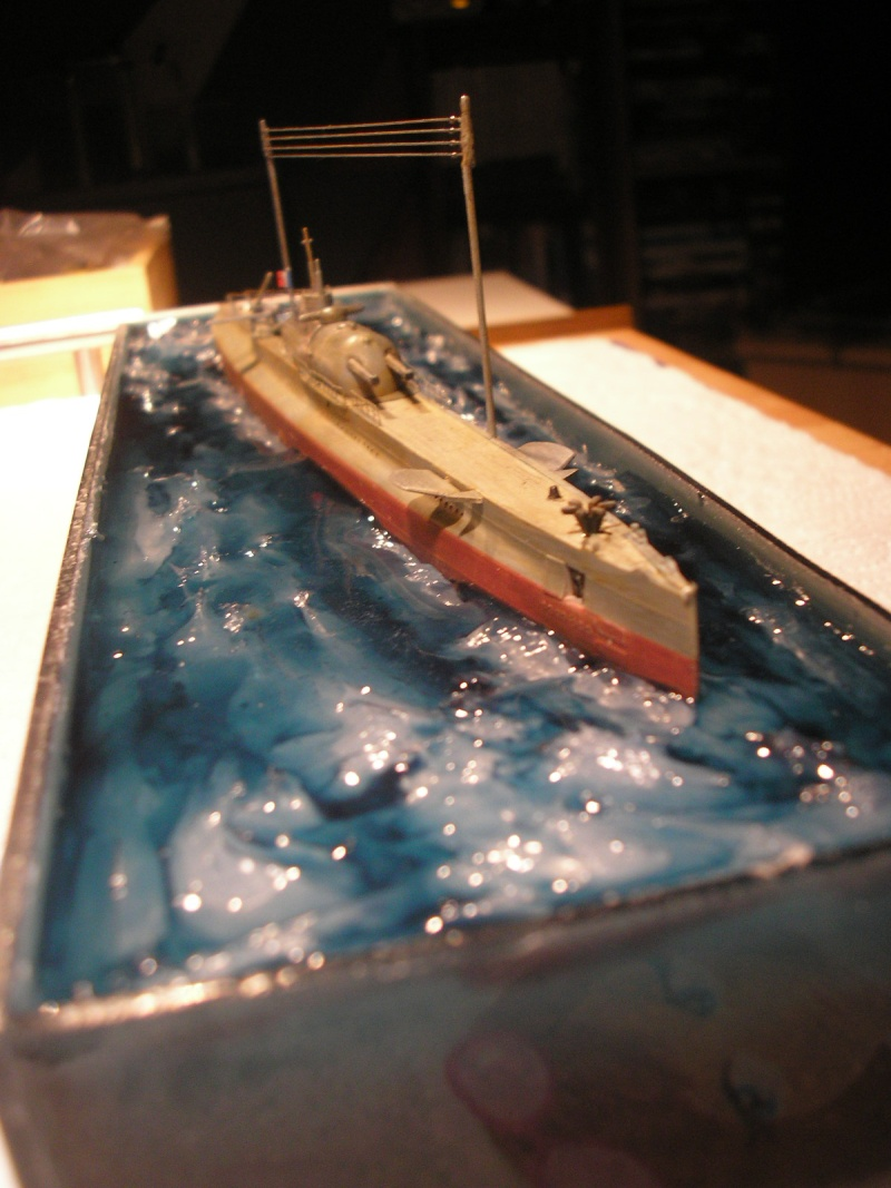 Sous marin SURCOUF HELLER au 400ème Dioram21