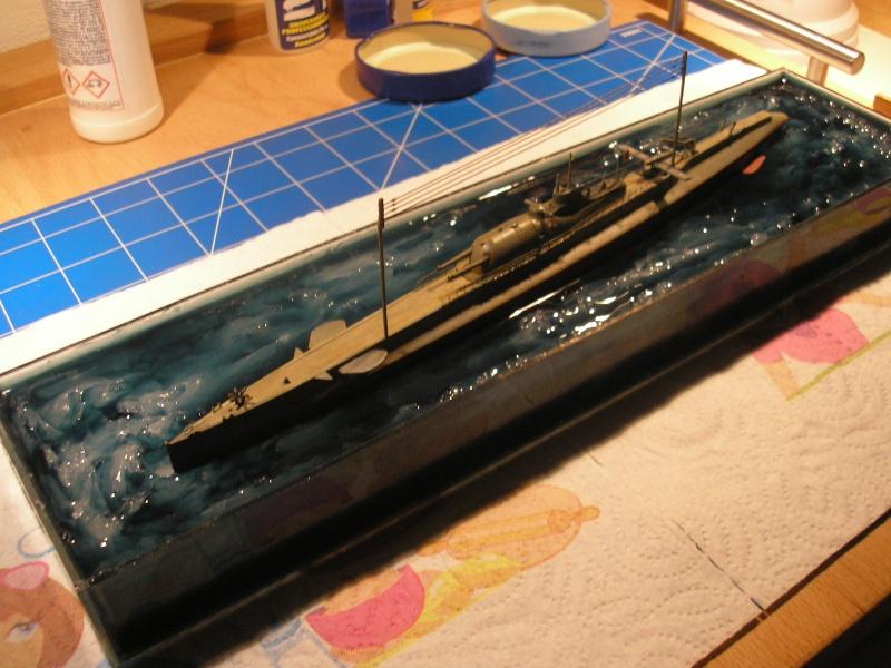 Sous marin SURCOUF HELLER au 400ème Dioram22