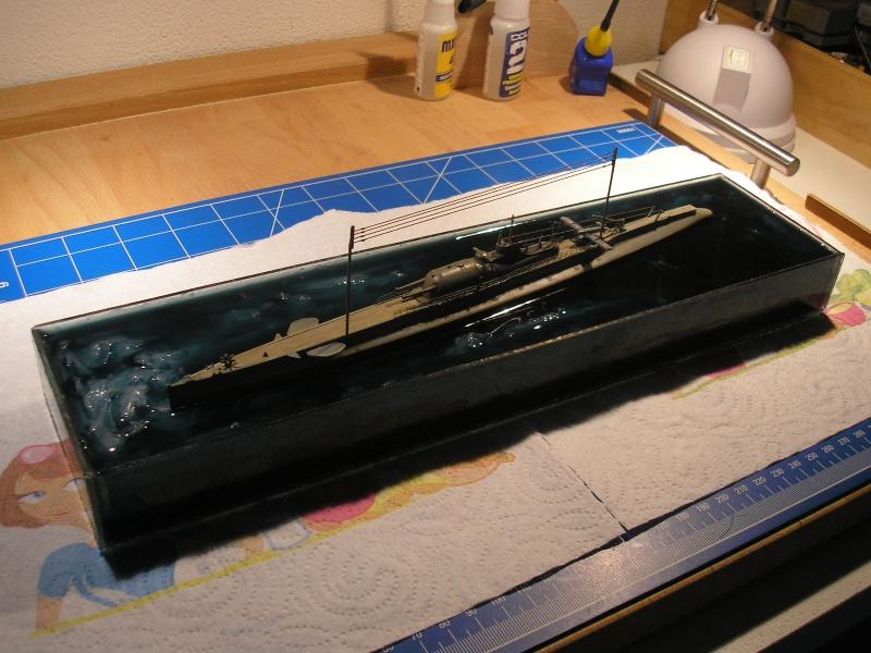 Croiseur sous marin SURCOUF Réf 81014 Dioram23
