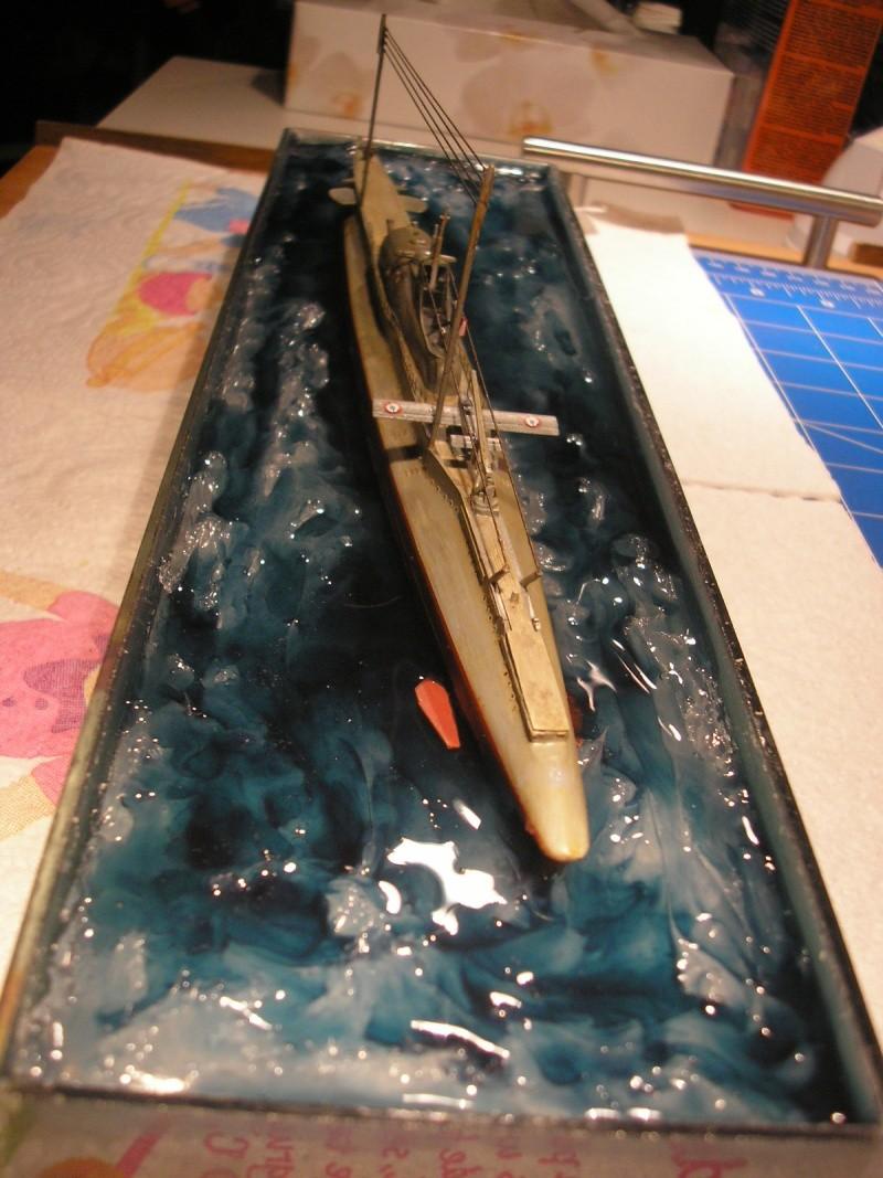 Croiseur sous marin SURCOUF Réf 81014 Dioram26