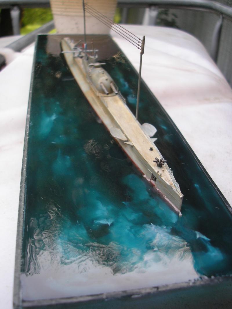 Croiseur sous marin SURCOUF Réf 81014 Dioram28