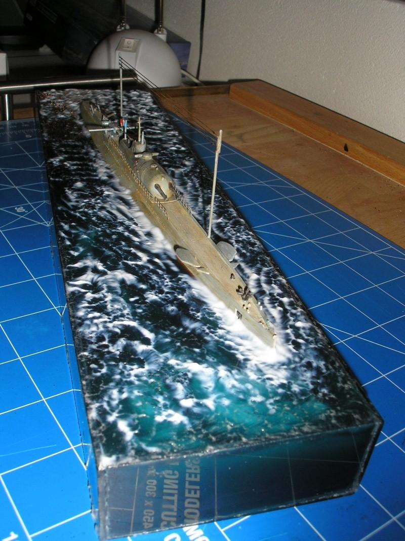 Sous marin SURCOUF HELLER au 400ème Dioram29