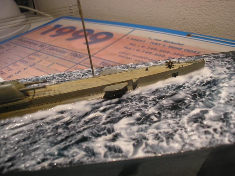 Sous marin SURCOUF HELLER au 400ème Dioram31