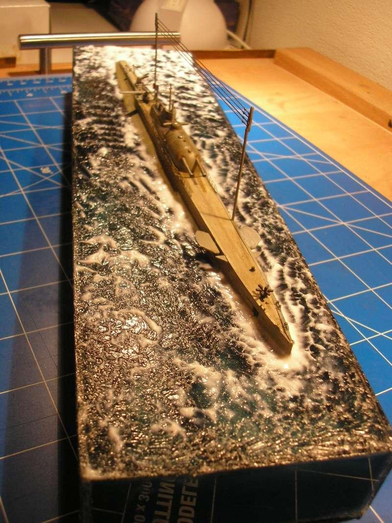 Sous marin SURCOUF HELLER au 400ème Dioram33