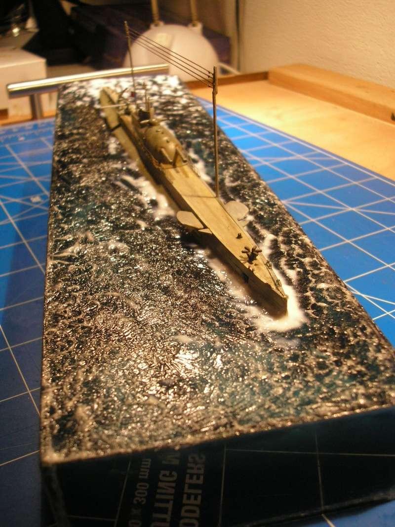 Sous marin SURCOUF HELLER au 400ème Dioram35