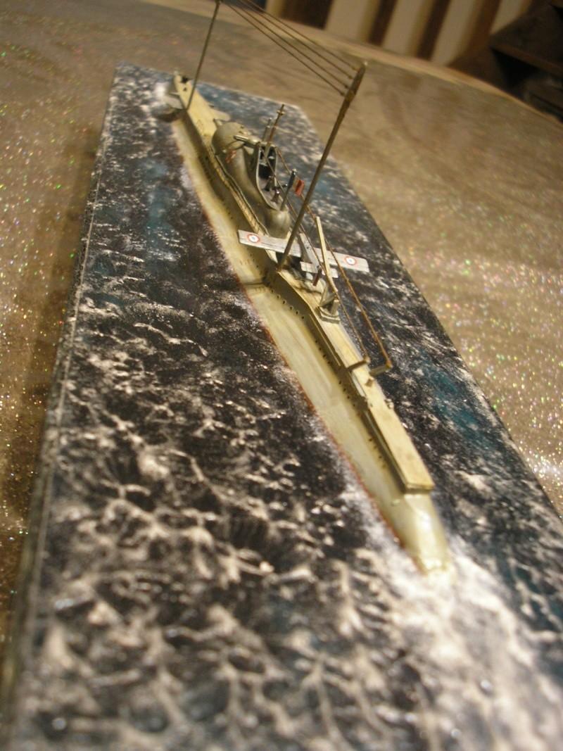 Sous marin SURCOUF HELLER au 400ème Dioram37