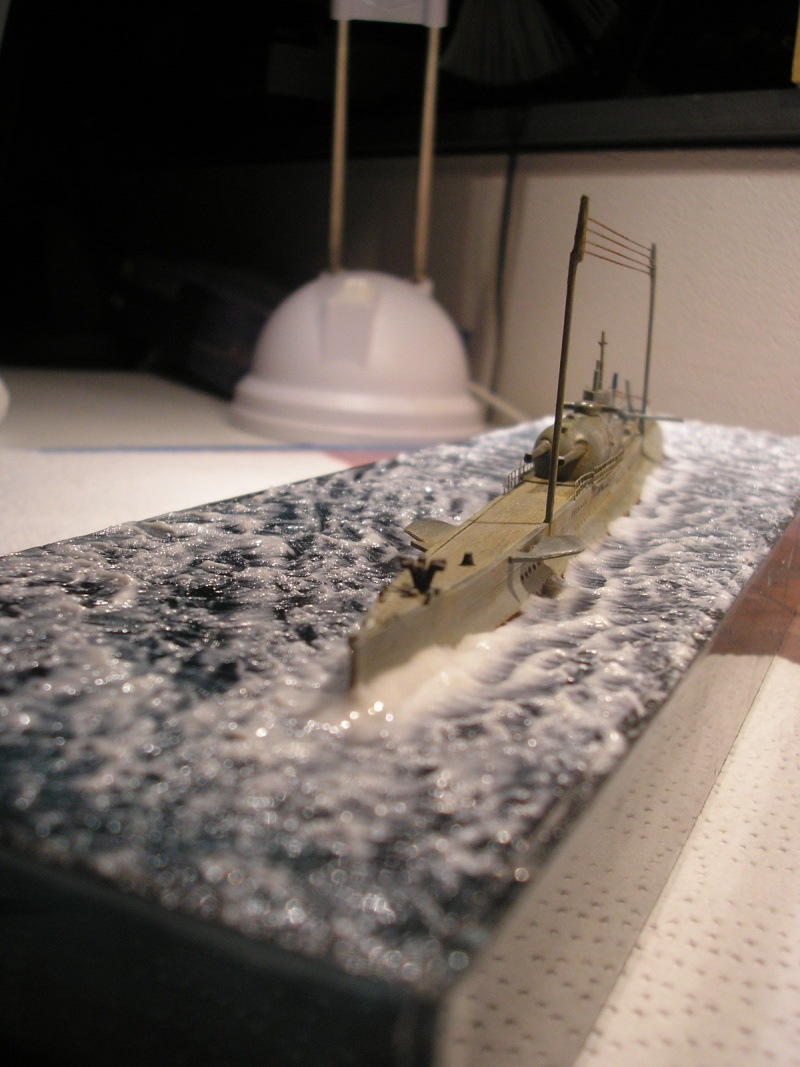 Sous marin SURCOUF HELLER au 400ème Dioram38