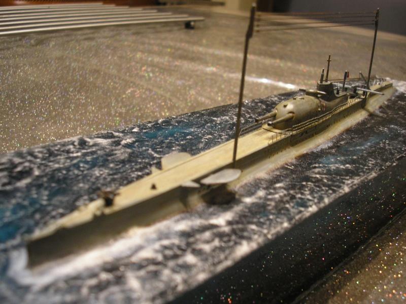 Sous marin SURCOUF HELLER au 400ème Dioram41