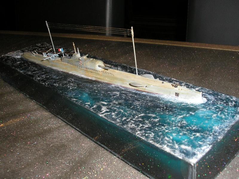 Sous marin SURCOUF HELLER au 400ème Dioram42