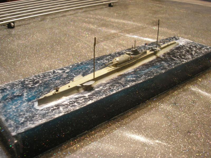 Sous marin SURCOUF HELLER au 400ème Dioram45
