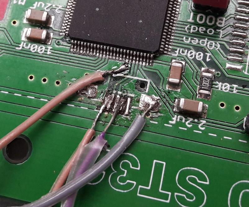 [RÉSOLU] Carte STM32 / port USB arraché - Page 3 20160813