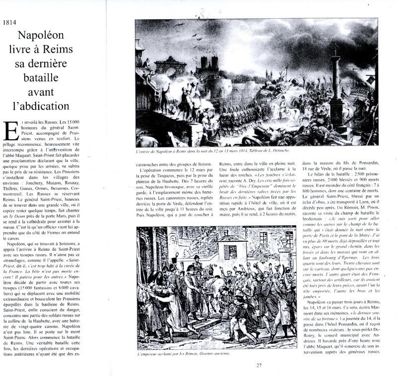 -Bataille de Reims 1814.... la fin !!!... - Page 9 Batail13