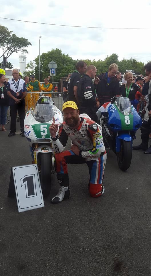 [Road Racing] CLASSIC TT ET MANX GRAND PRIX 2016 - Page 2 Anstey13