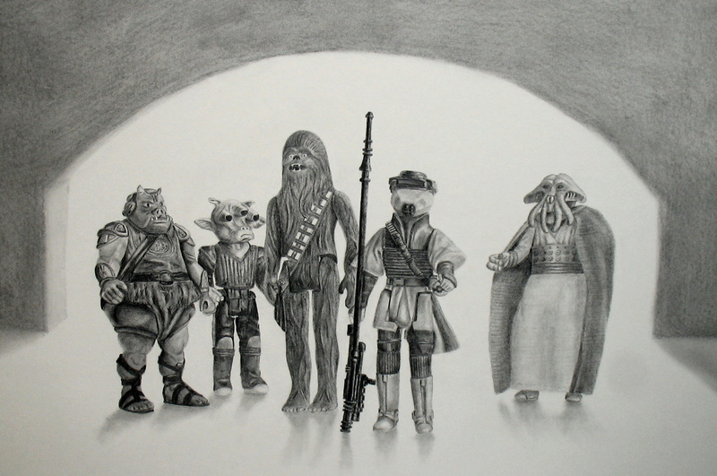 A few pencil drawings Final_10