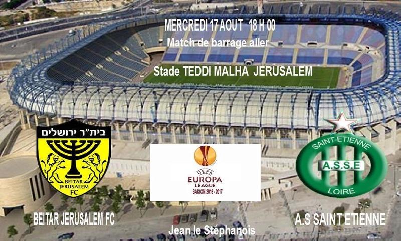 [Match] EL - Barrage aller : Beitar Jérusalem - ASSE - Page 2 Beitar10