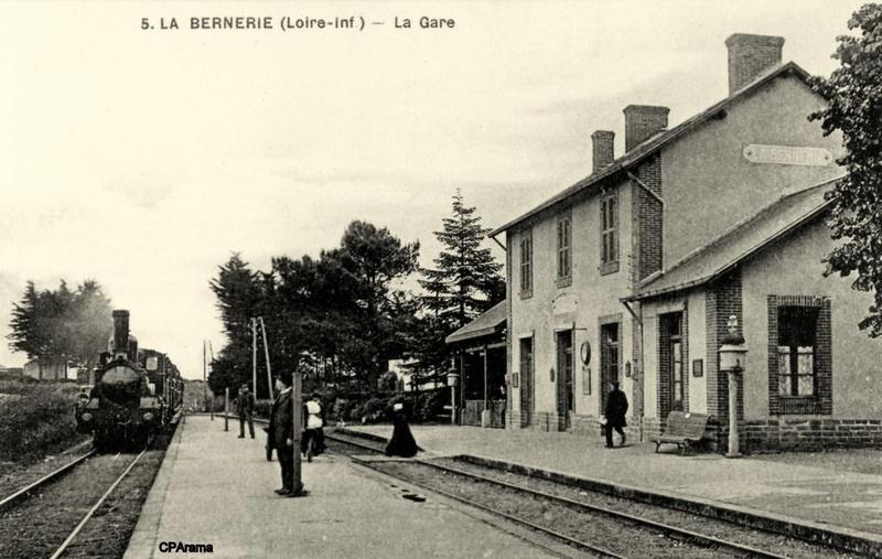 La gare de la Bernerie, entièrement rénovée 13832910
