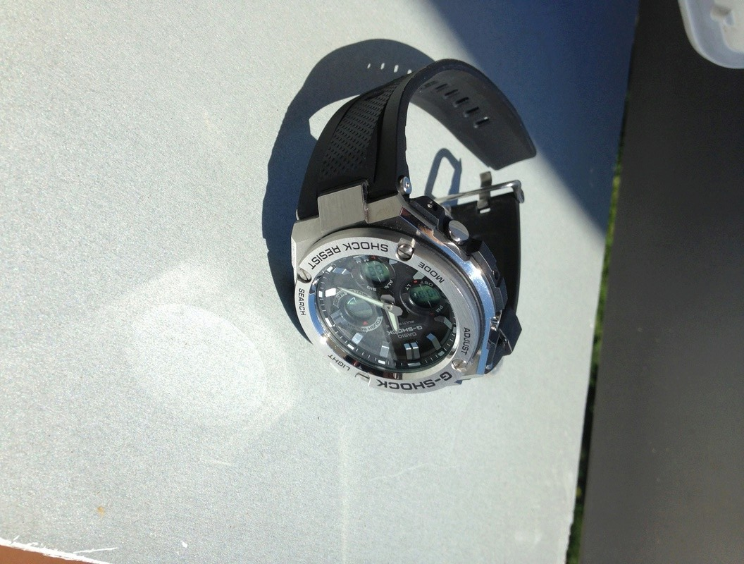 Casio GST-W110-1AER : mes impressions après 1 mois Img_2110