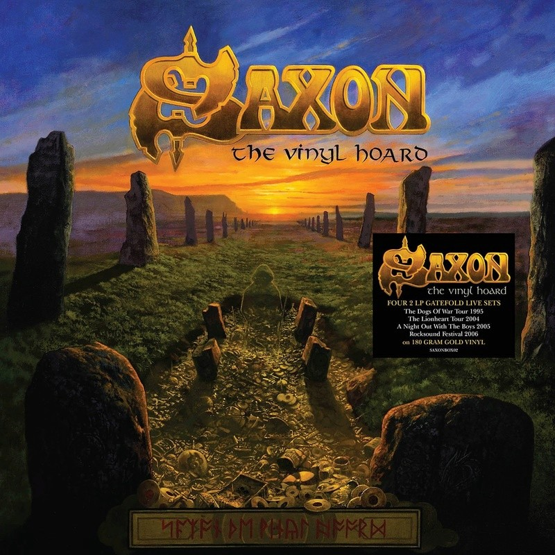 The Vinyl Hoard Saxon10
