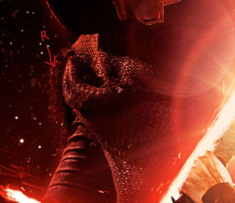 ARCHIVE: Rey and Kylo - Beauty and the Beast, Scavenger and the Monstah, Their Bond, His Love, Her Confused Feelings - 10 Screen10
