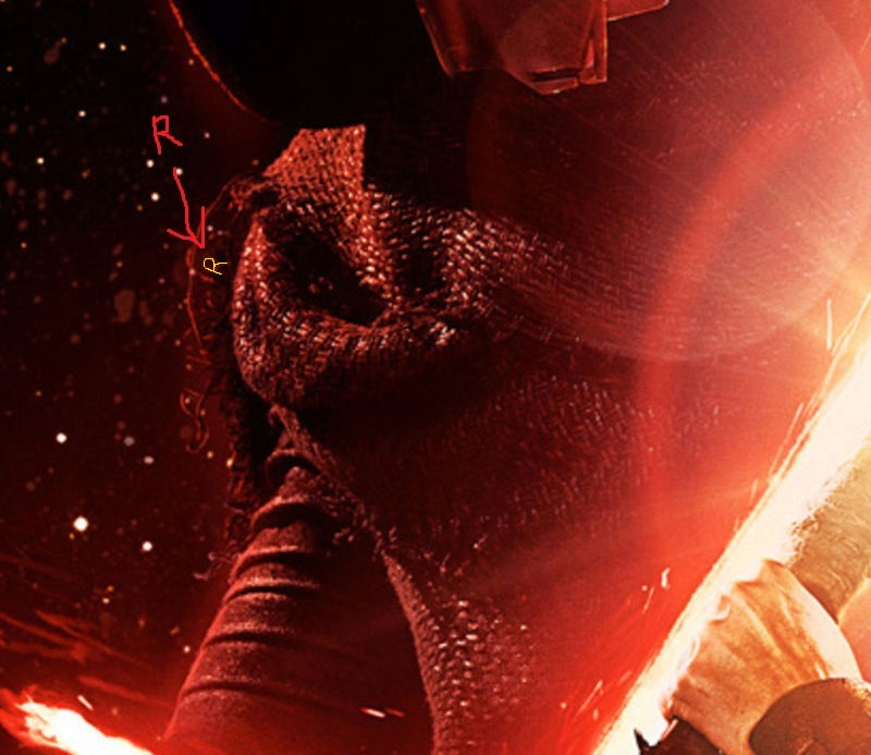 ARCHIVE: Rey and Kylo - Beauty and the Beast, Scavenger and the Monstah, Their Bond, His Love, Her Confused Feelings - 10 - Page 2 Screen11