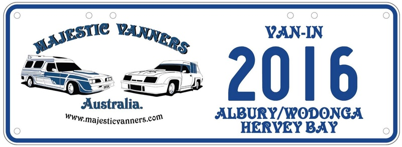2016 Van-In #05 Albury/Wodonga; #01 Hervey Bay: 30th September to 3rd October. 2016_v10
