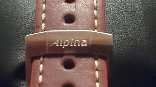 Alpina - Présentation Alpina Alpiner automatic Dsc_0341