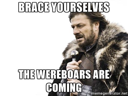 Dank Meme Thread Werebo10