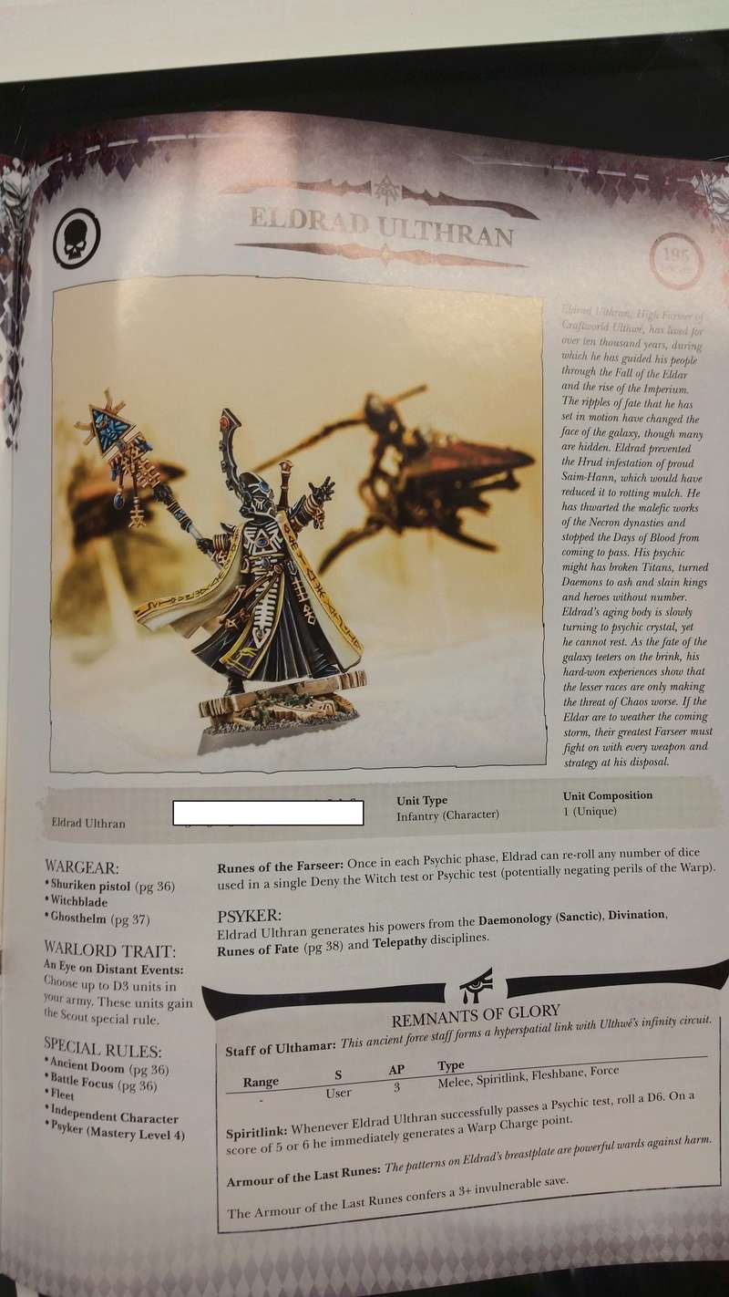 A place for Eldrad's sprue and Cheap Harlequins - Page 4 20160812