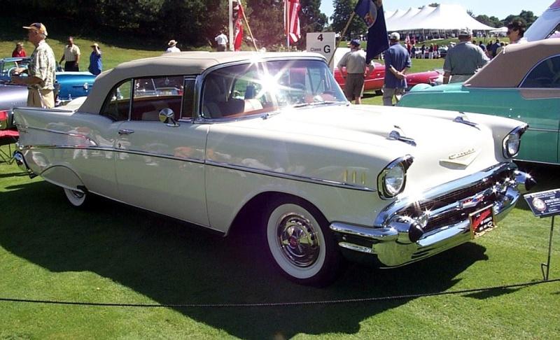 STREET VIEW : les vieilles voitures américaines 1957_c10