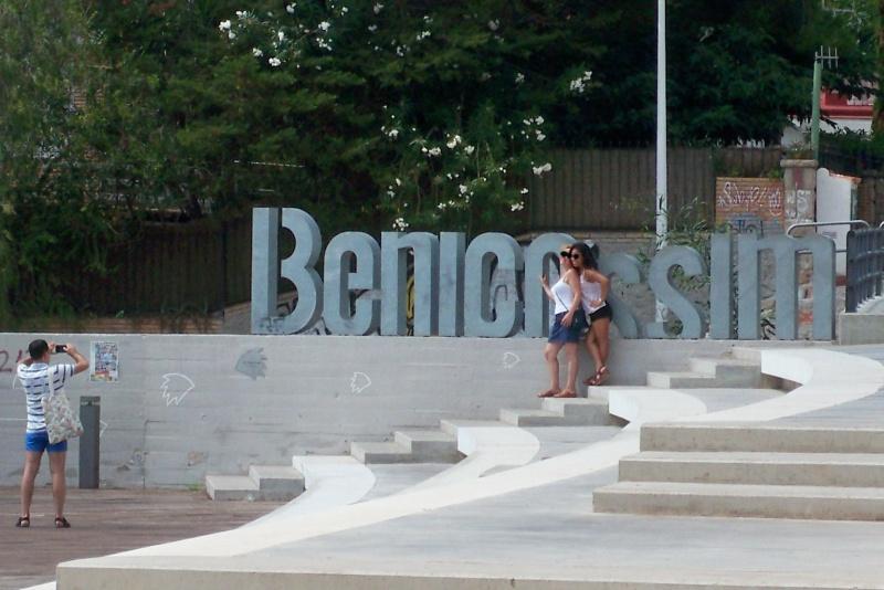"""Défi collectif : à la recherche de la descendance du célèbre panneau """"Hollywood"""" Benica11"""