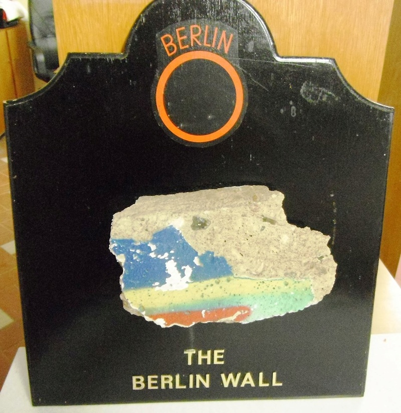 New Berlin Plaques i brought here in Germany  15109111