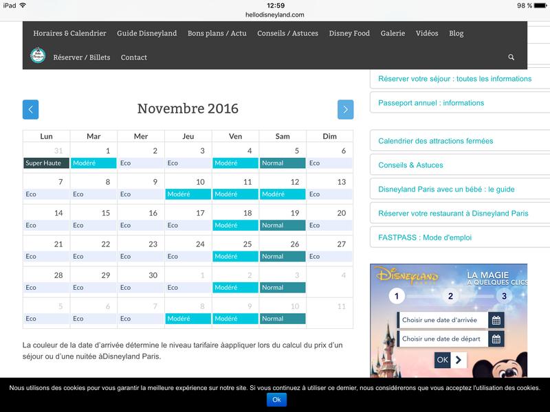 infos pour prévoir 1ere vacances en famille 2017/2018 ...  Image13