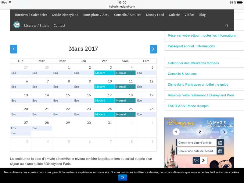 infos pour prévoir 1ere vacances en famille 2017/2018 ...  Image14