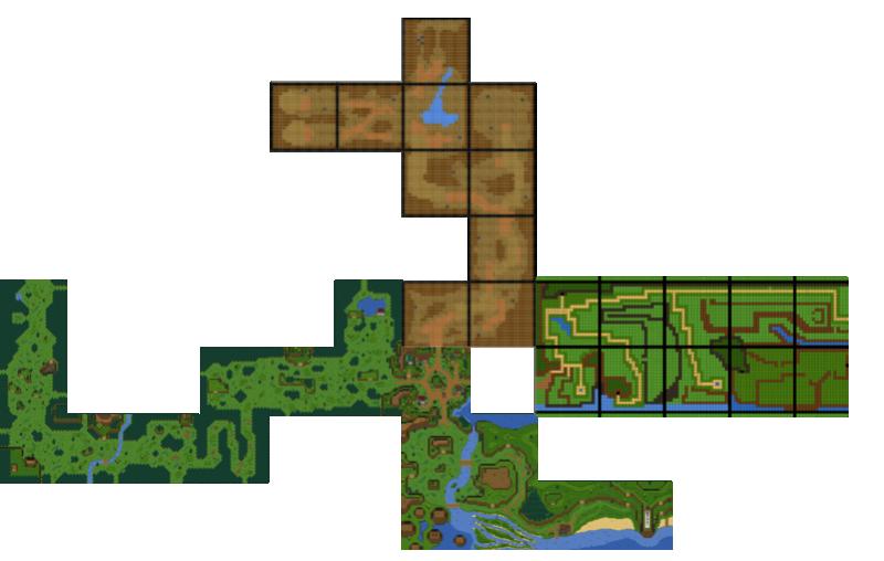 Overworld Map Plan Design Worldm10