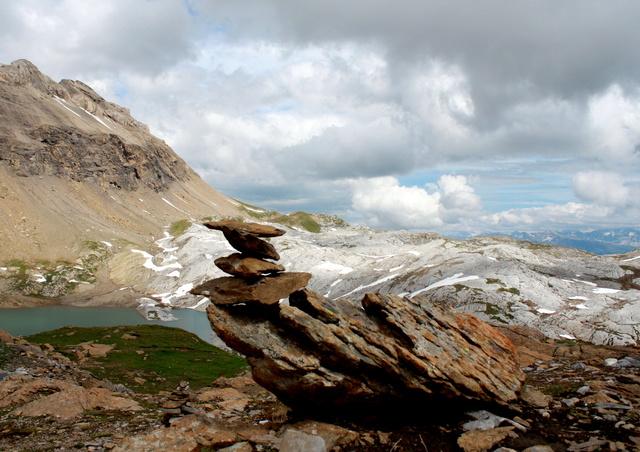 La montagne, symbole sacré Montag16
