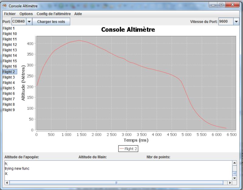 Altimètre Altimulti Altimu11