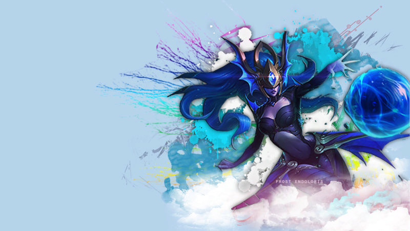 FROST is gold  Syndra10